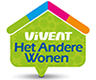 Logo van Vivent het andere wonen